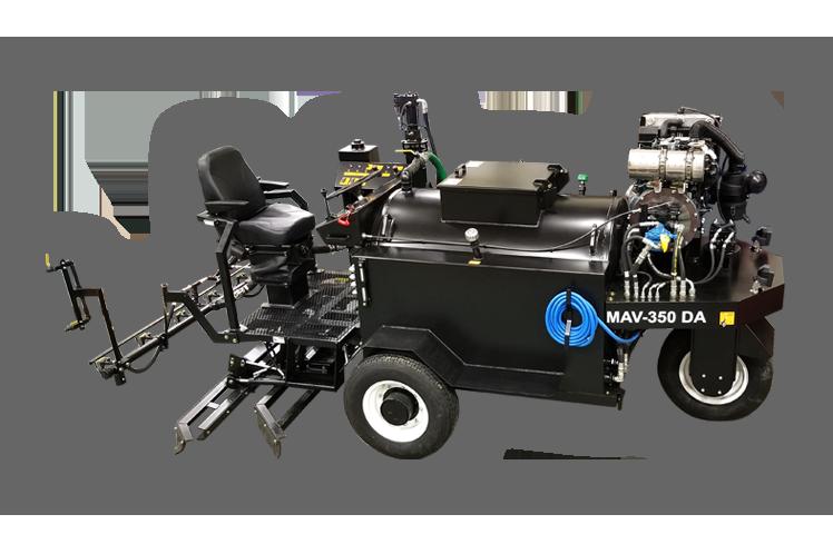 Multi Application Vehicle (MAV-350 DA)